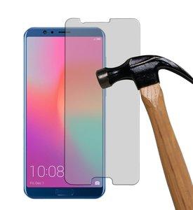 Tempered-glass-/-Screenprotector-van-echt-glass-voor-Huawei-Honor-View-10
