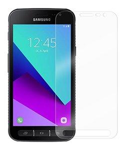 Samsung-Galaxy-Xcover-4-Tempered-glass-/-Glazen-screenprotector-2.5D-9H