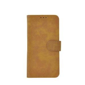 Pearlycase Hoes Wallet Book Case Bruin voor Samsung Galaxy A70