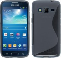 Samsung,galaxy,J3,2016,smartphone,hoesje,silicone,case,zwart