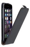 apple-iphone-7-smartphone-hoesje-leder-flip-case-zwart