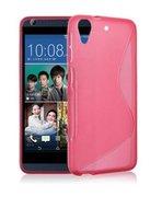 HTC-Desire-530-smartphone-hoesje-tpu-siliconen-case-s-line-roze