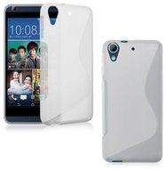 HTC-Desire-530-smartphone-hoesje-tpu-siliconen-case-s-line-wit