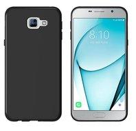 Zwart TPU Hoesje voor Samsung Galaxy A5 (2017)