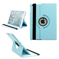 Turquoise-360°-draaibare-tablethoes-voor-iPad-9.7