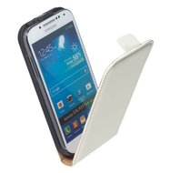 Samsung-galaxy-s4-mini-flip-case-hoesje-wit