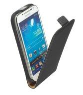 Samsung-galaxy-s4-mini-flip-case-hoesje-zwart