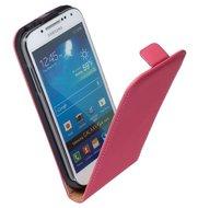 Samsung-galaxy-s4-mini-flip-case-hoesje-roze