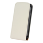 LG-L70-D320N-Lederlook-Flip-case-hoesje-Wit