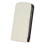 HTC-Desire-310-Lederlook-Flip-case-hoesje-Wit