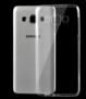Samsung Galaxy J3 2016 smartphone Hoesje Slicone Case Transparant