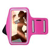 Oppo A73 5G Sportarmband Roze